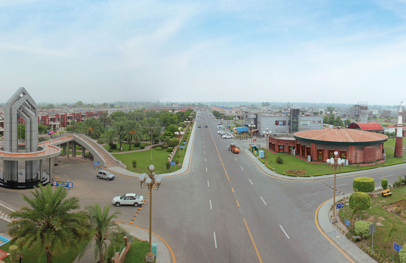 1 Kanal Residential Plots Available For Sale In Bahria Town Sector B