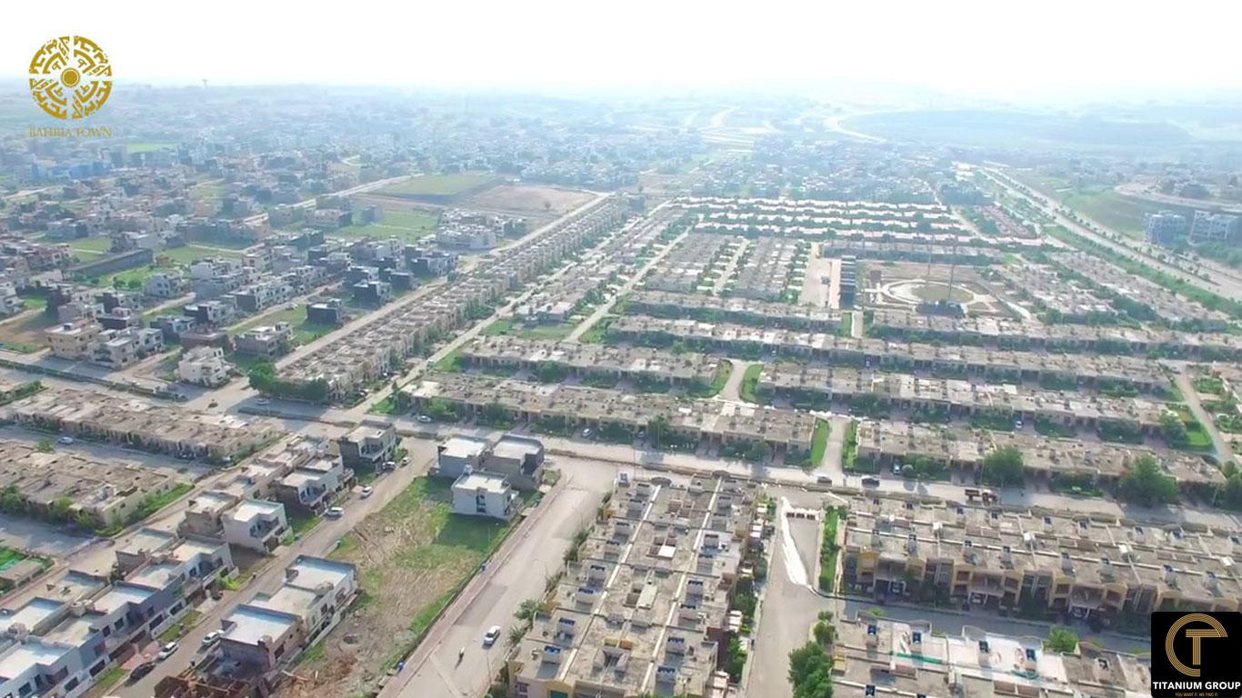 10 Marla Residential Plot For Sale in Block D Bahria Town Islamabad