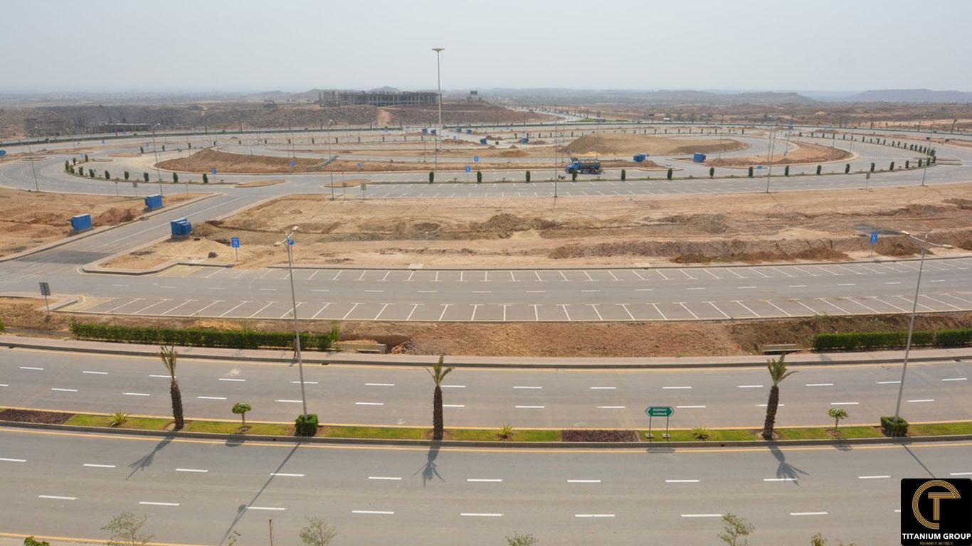 125 Sq. Yard Plot For Sale In Precinct 12 Bahria Town Karachi