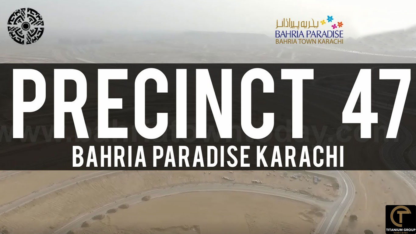 250 Square Yards Plot for Sale in Precinct 47 Bahria Paradise