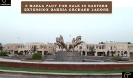 5 Marla Plot For Sale In Eastern Extension Bahria Orchard Lahore