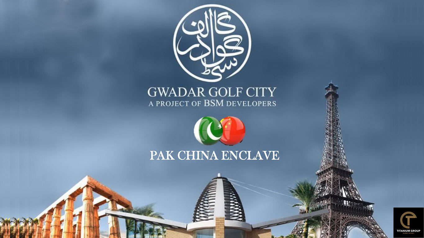 8 Marla Commercial Plot for Sale in Pak China Enclave