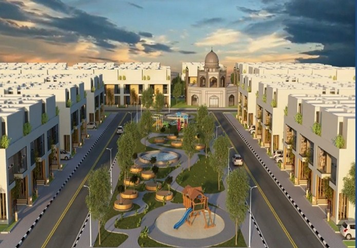 Bahria-Greens-Karachi-Plan