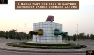 Bahria Orchard Lahore 5 Marla Plot For Sale In Eastern Extension