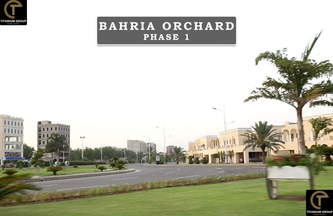 Bahria Orchard Phase 1