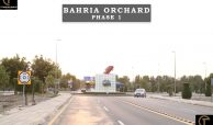 Bahria Orchard Phase 1 8 marla plot for sale