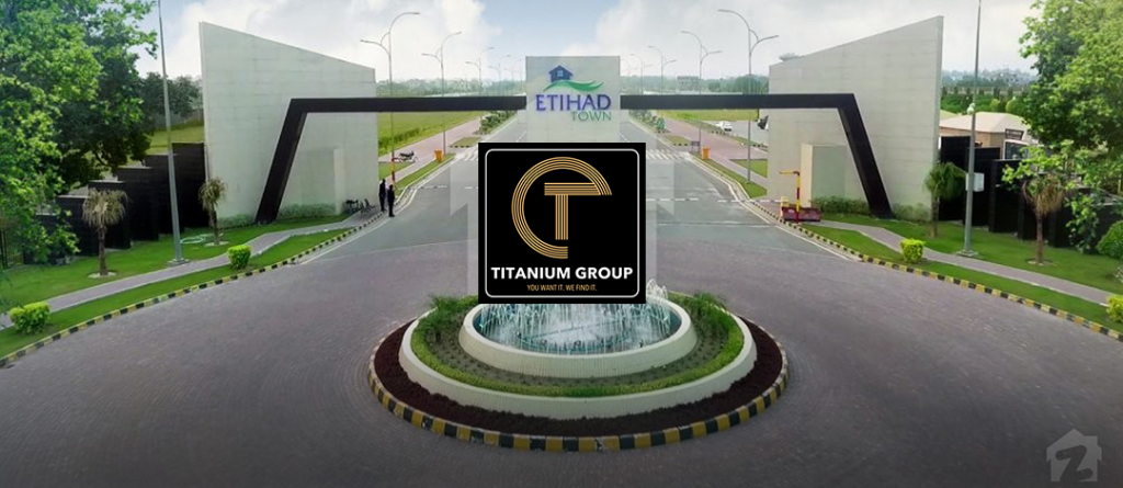 Eithad Town Lahore