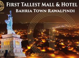 Nexus Mall & Hotel Bahria Town Phase 8