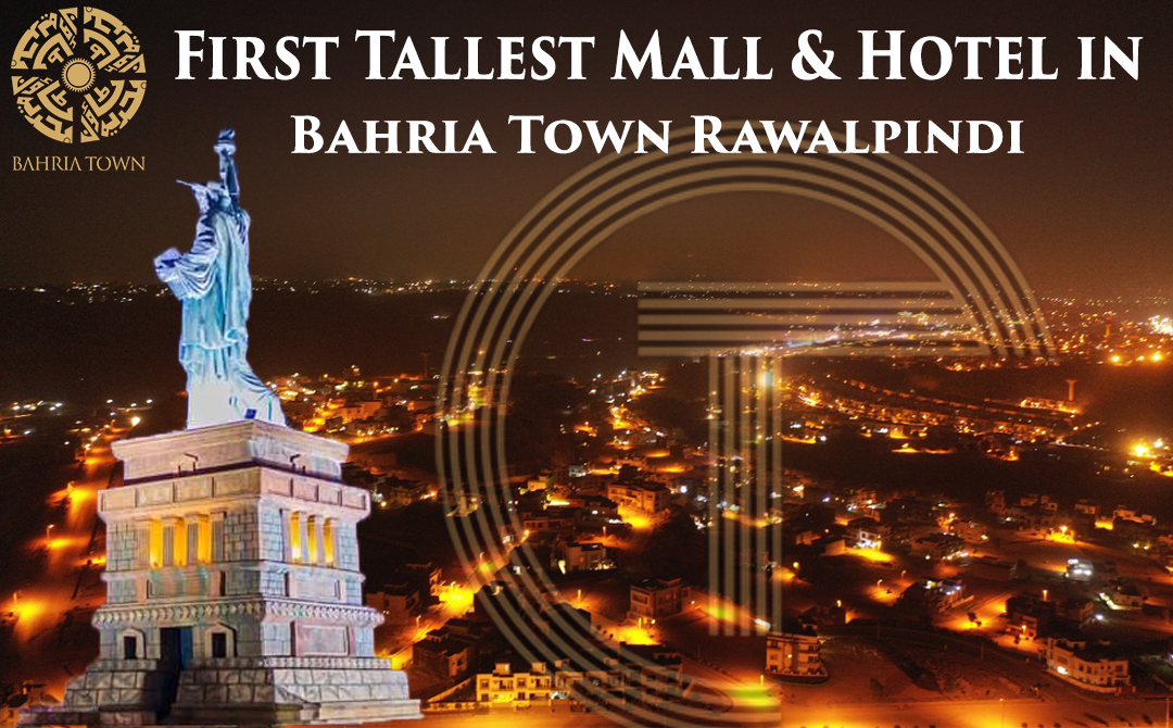Nexus Mall & Hotel Bahria Town Phase 8