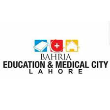 bahria education and medical city logo