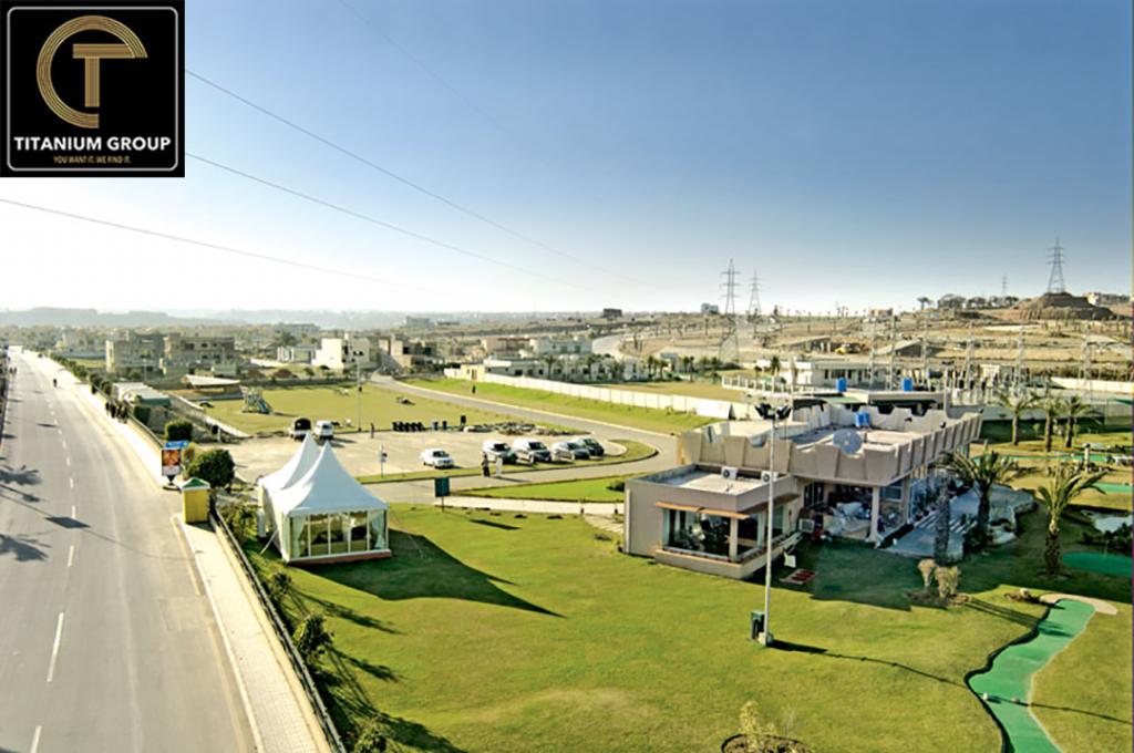 bahria town peshawar