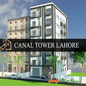 Canal Tower Lahore