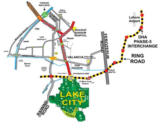 Lake City Lcation