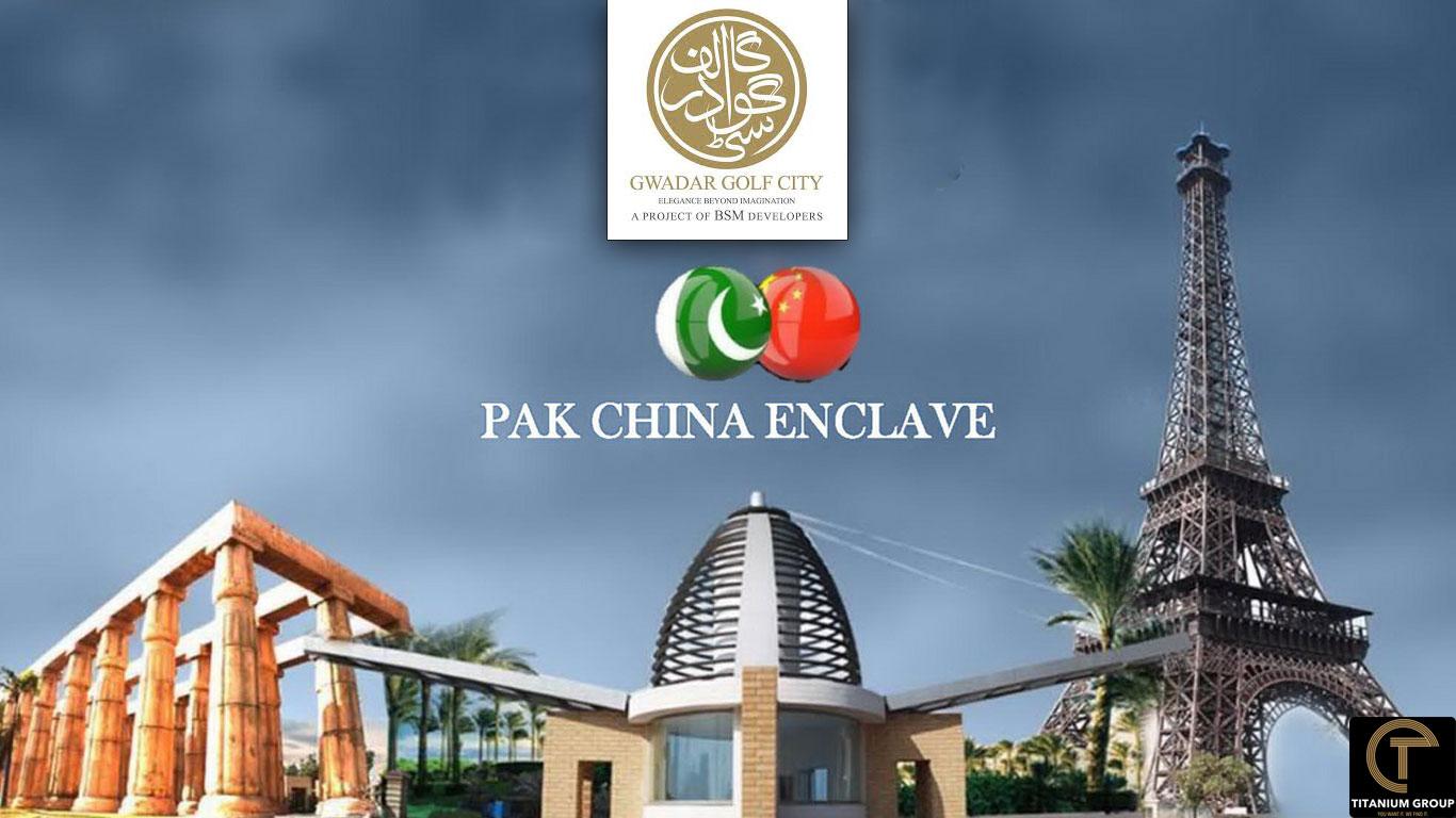 Pak China Enclave Gwadar Golf City