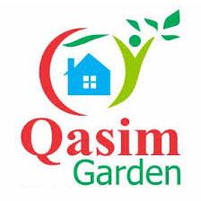 Qasim garden logo