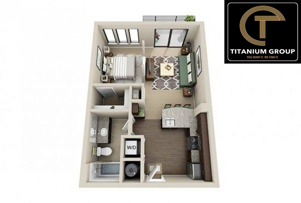 titanium heights apartment